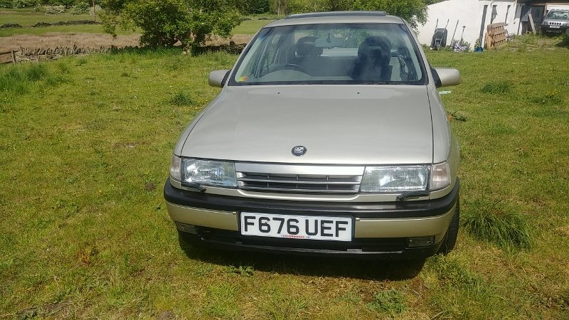 1987 VAUXHALL CAVALIER 2.0 CDI For Sale (picture 2 of 6)