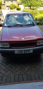 1992 Vauxhall Nova Luxe Plus 1.2