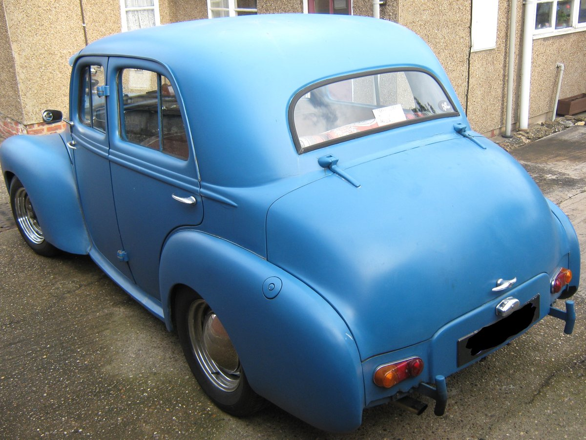 1950 Vauxhall - Rat Rod / Restoration Project...  For Sale (picture 2 of 6)