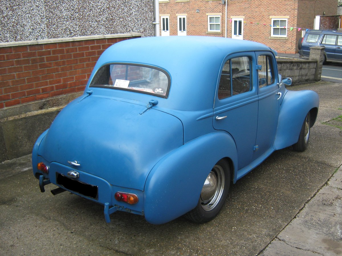 1950 Vauxhall - Rat Rod / Restoration Project...  For Sale (picture 3 of 6)