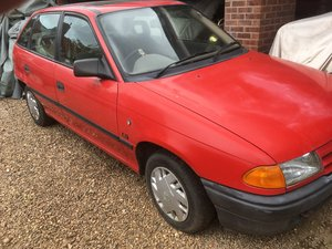 1992 Vauxhall Astra  For Sale