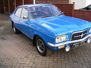 1973 super rare Vauxhall vx4/90 For Sale
