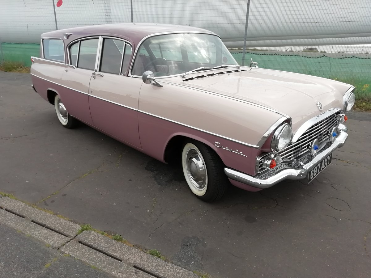 1960 Vauxhall Cresta PA Friary Estate SOLD (picture 1 of 6)