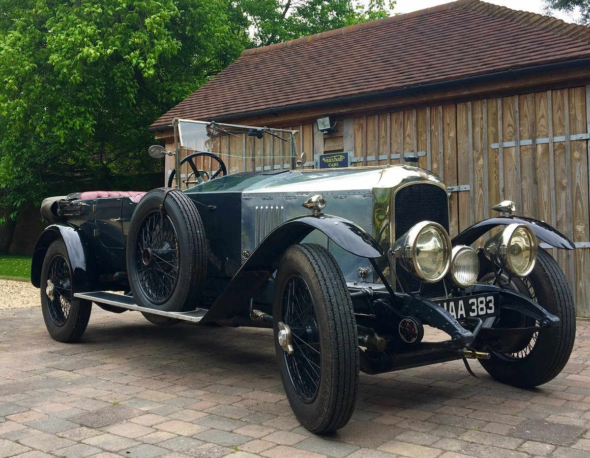 1926 Vauxhall 30/98 OE For Sale (picture 1 of 6)