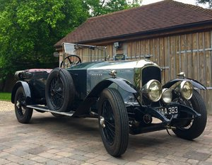 1926 Vauxhall 30/98  For Sale