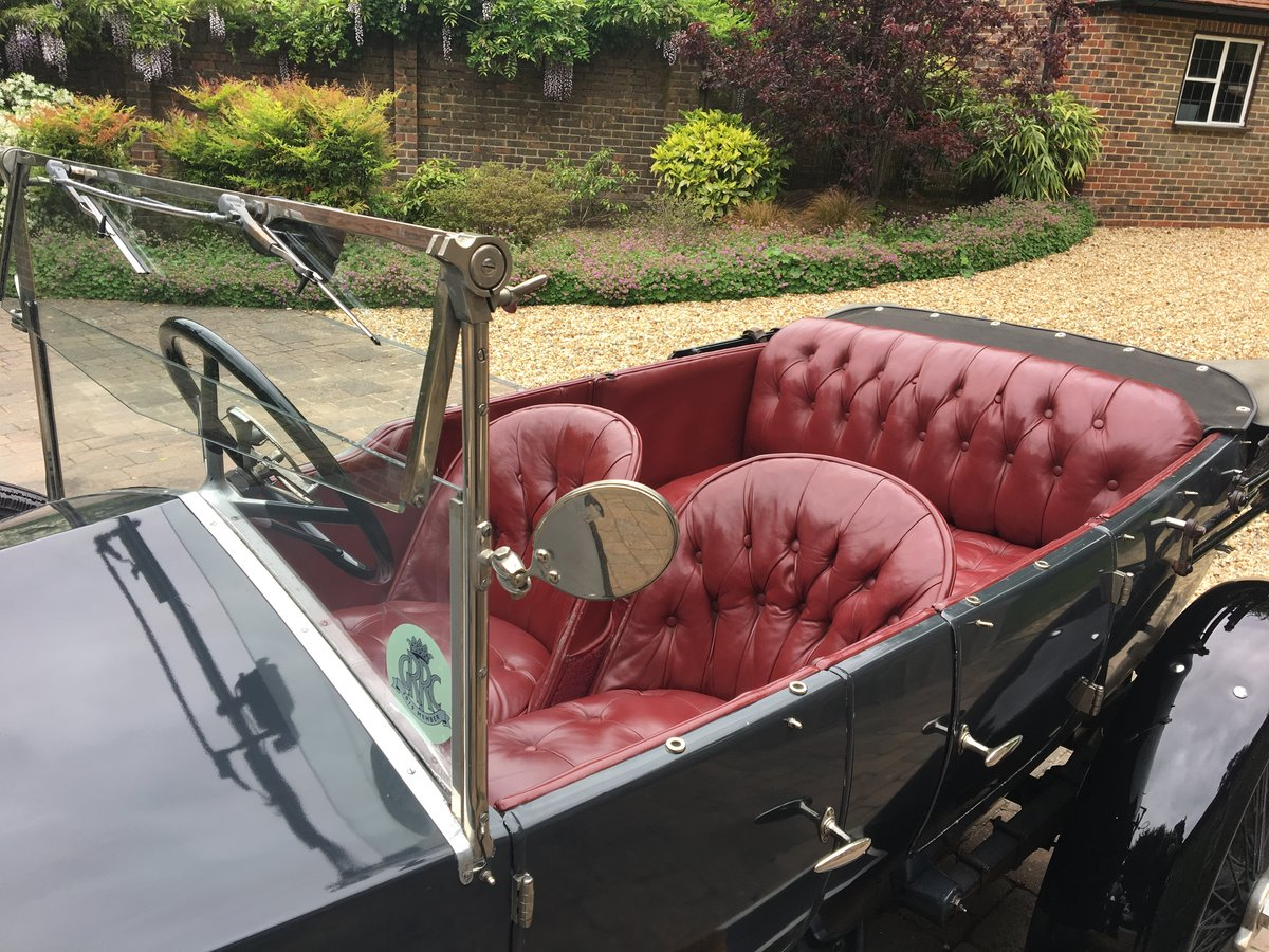 1926 Vauxhall 30/98 OE For Sale (picture 3 of 6)