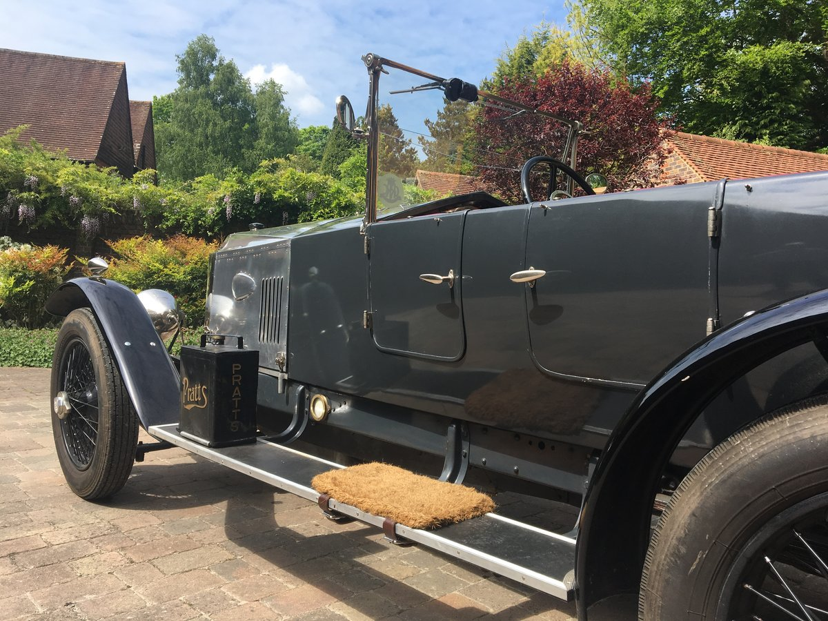 1926 Vauxhall 30/98 OE For Sale (picture 4 of 6)