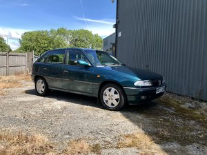 1997 Vauxhall Astra 17,000miles For Sale