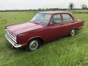 1967 Vauxhall Victor 101 FC for sale by auction on June 15th SOLD by Auction