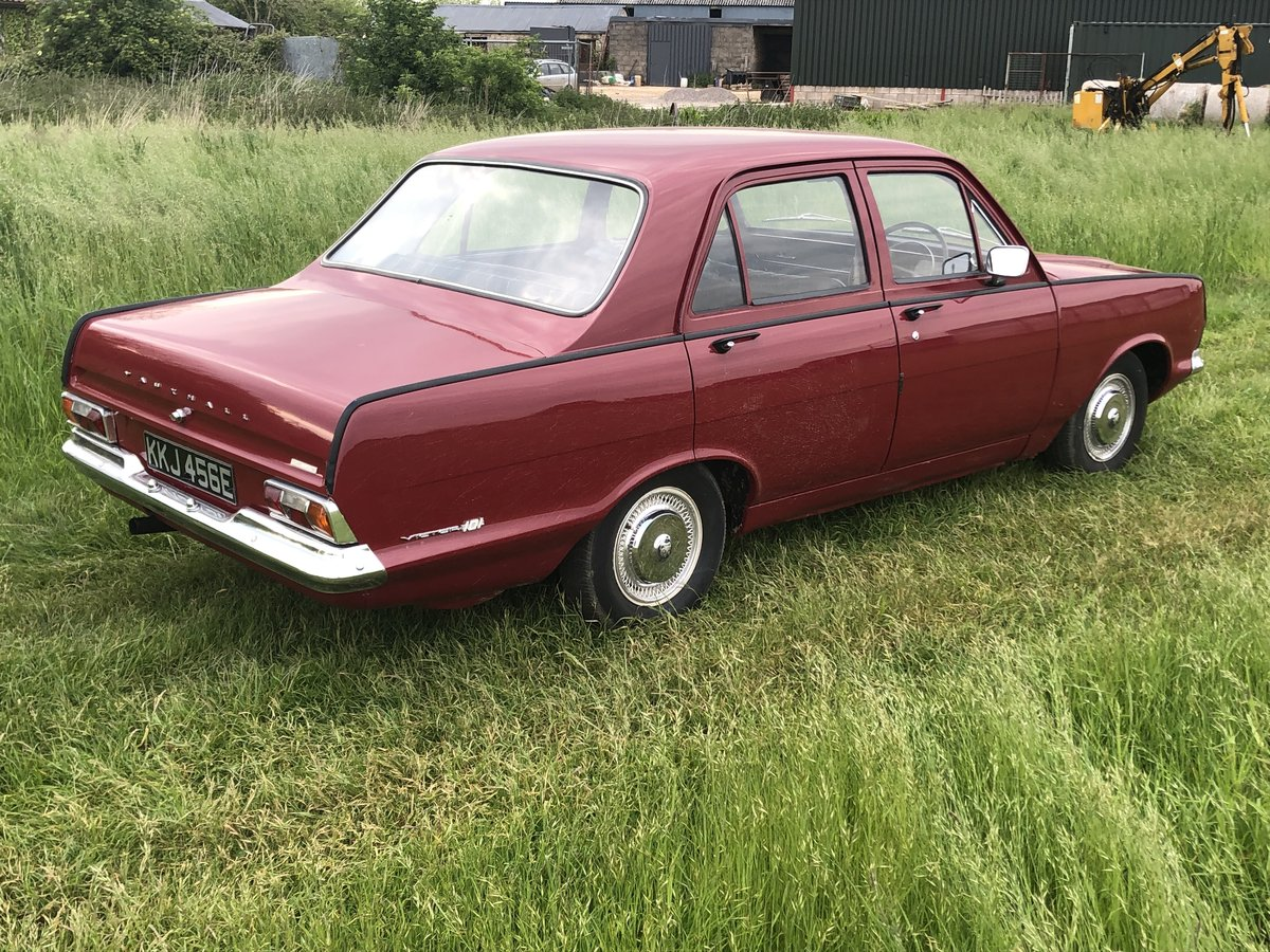 1967 Vauxhall Victor 101 FC for sale by auction on June 15th SOLD by Auction (picture 2 of 2)