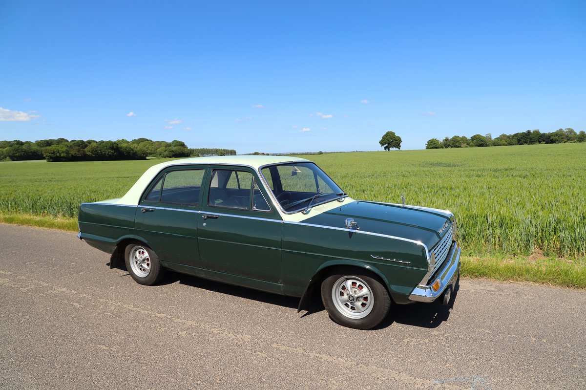 Vauxhall Victor 101 POWERGLIDE Auto, 1966.   Super example. SOLD (picture 1 of 6)