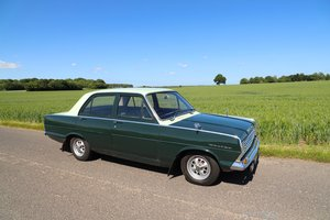 Picture of Vauxhall Victor 101 POWERGLIDE Auto, 1966.   Super example. SOLD