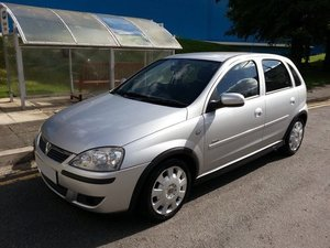 2006 VAUXHALL CORSA 1.4 DESIGN 23K MILES IN EXCELLENT CONDITION For Sale