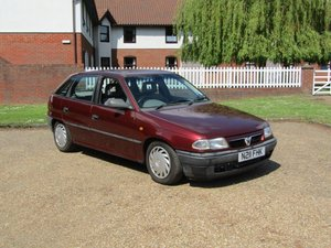 1996 Vauxhall Astra 2.0 Turbo NO RESERVE at ACA 15th June  For Sale