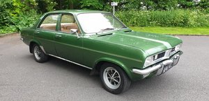 **NEW ENTRY** 1972 Vauxhall Viva 2279 Deluxe SOLD by Auction