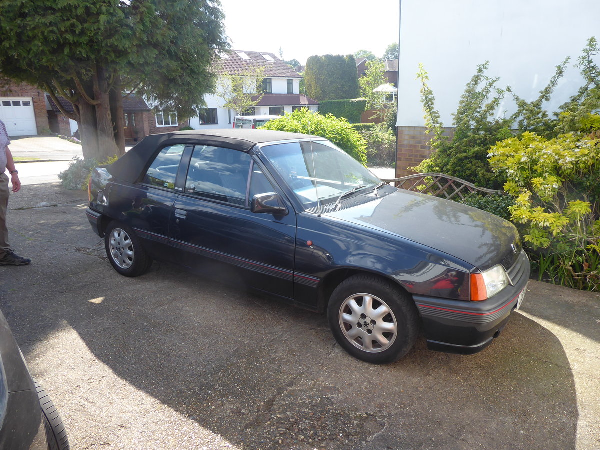 1991 ASTRA MARK 2 CONVERTIBLE For Sale (picture 2 of 6)
