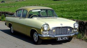 1961 VAUXHALL CRESTA RARE CAR AND COLOUR SCHEME For Sale