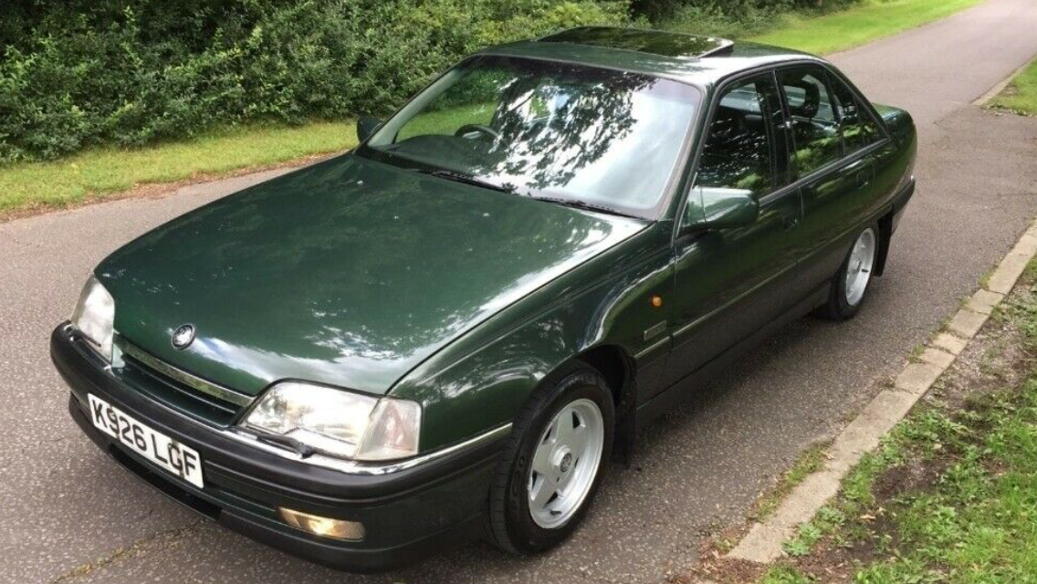 1992 Vauxhall Carlton Diplomat 2.0i SOLD (picture 1 of 6)