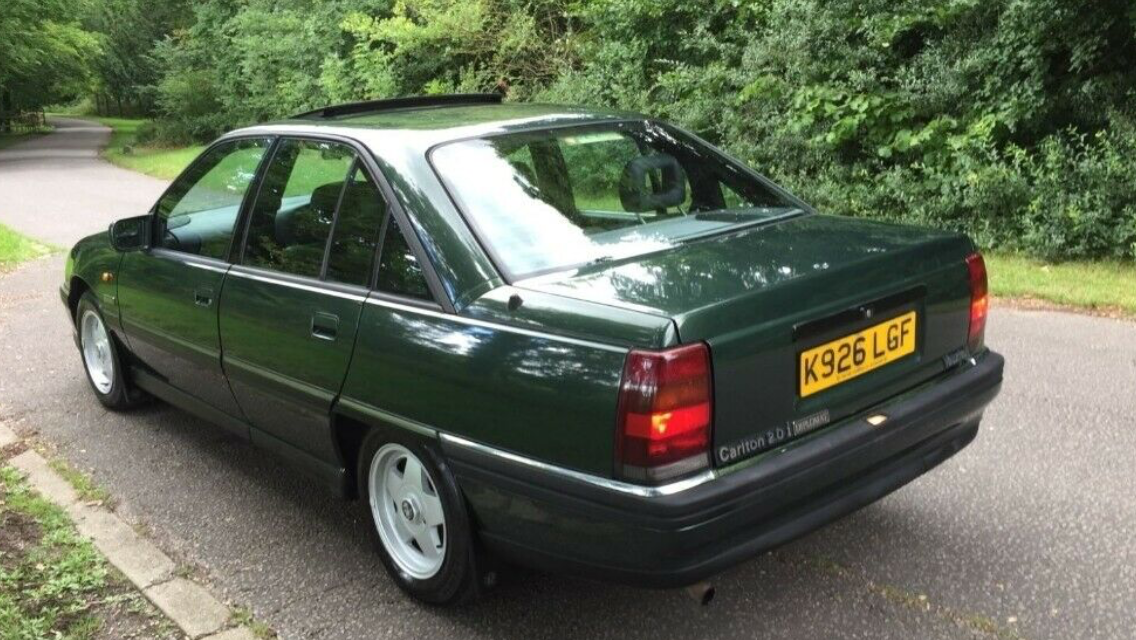 1992 Vauxhall Carlton Diplomat 2.0i SOLD (picture 2 of 6)