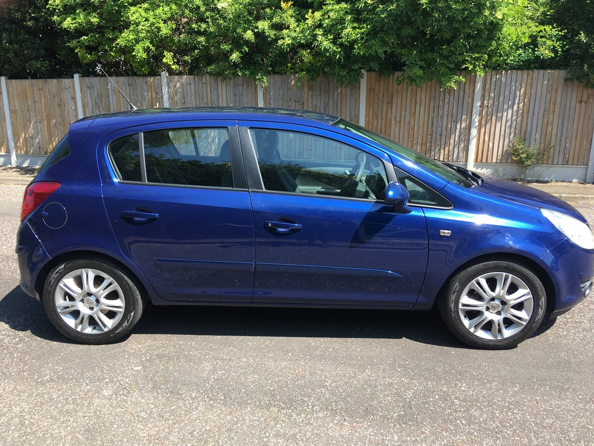 2006 56 vauxhall corsa 1.2 design 5dr 72k hpi clear For Sale (picture 2 of 6)