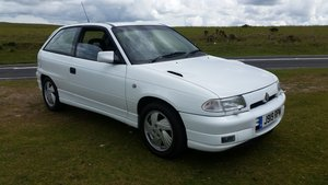 1992 Astra Gsi 2.0 16v Red top full service history For Sale