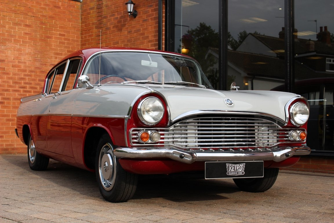 1960 Vauxhall Cresta PA - Restoration just completed For Sale (picture 1 of 6)