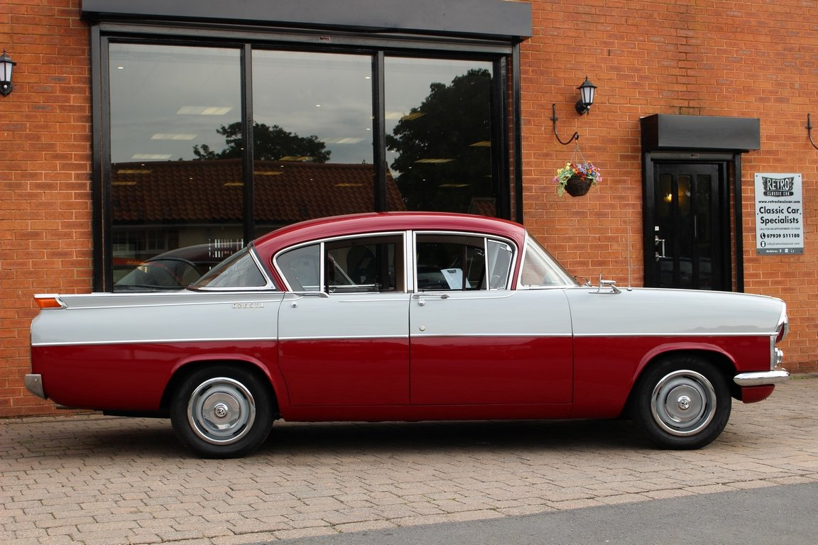 1960 Vauxhall Cresta PA - Restoration just completed For Sale (picture 2 of 6)