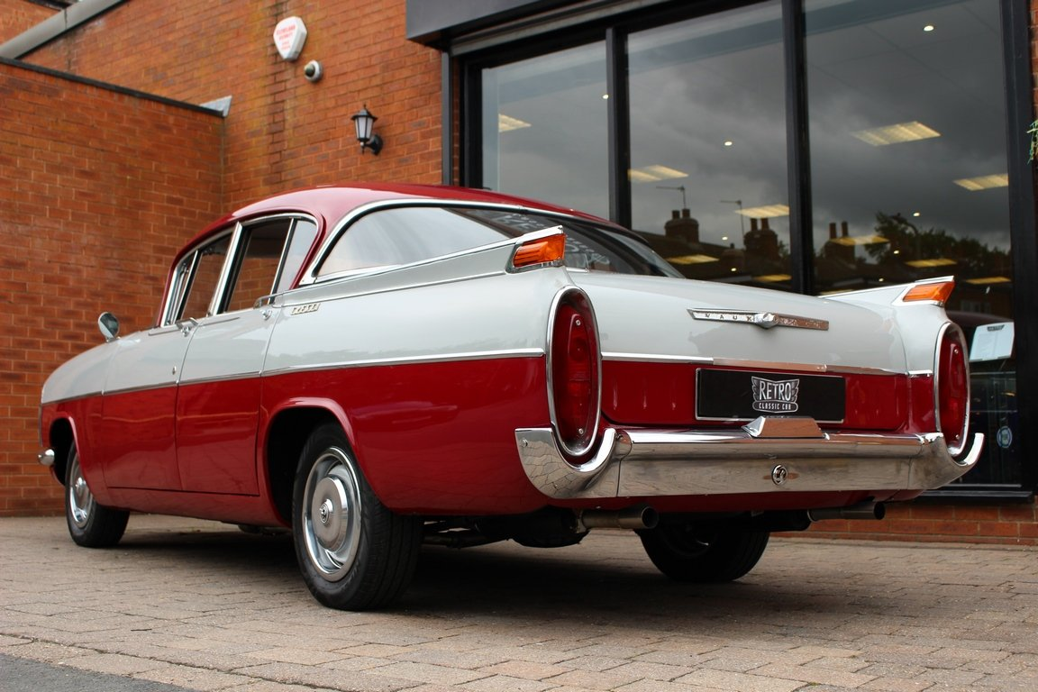 1960 Vauxhall Cresta PA - Restoration just completed For Sale (picture 3 of 6)