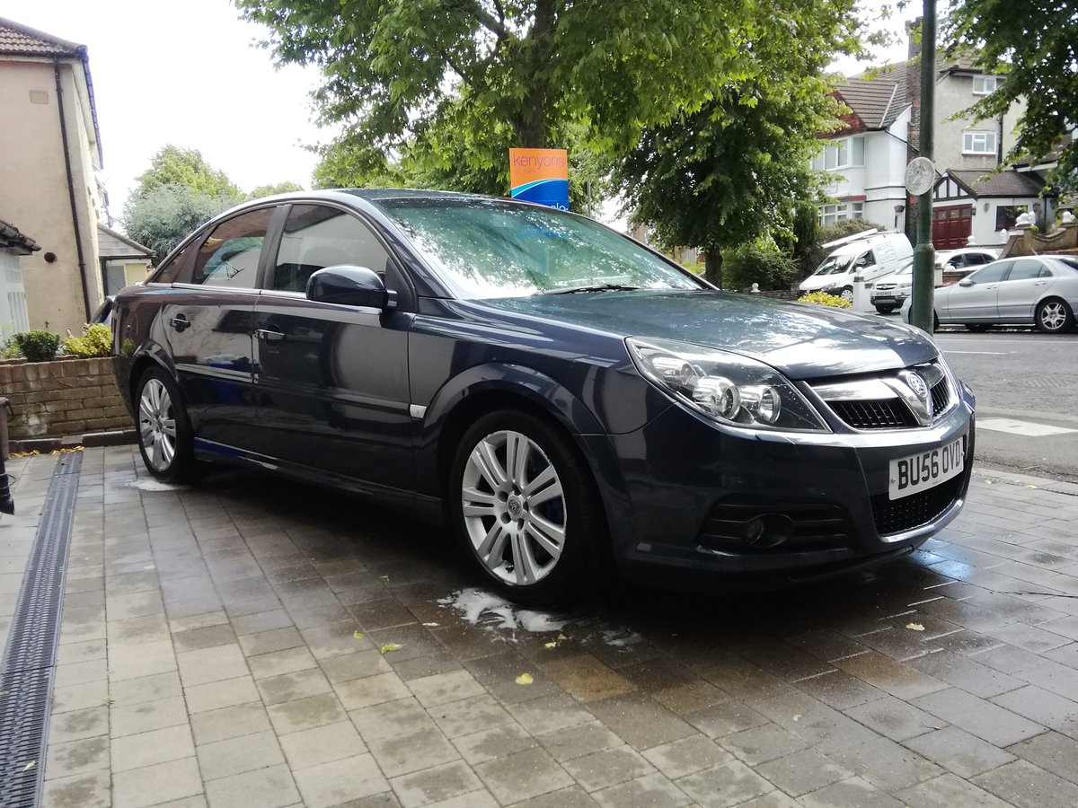 2007 Vauxhall Vectra Police Special (VXR) For Sale (picture 1 of 4)