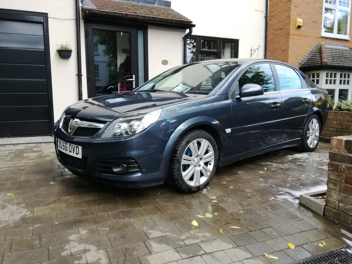 2007 Vauxhall Vectra Police Special (VXR) For Sale (picture 2 of 4)