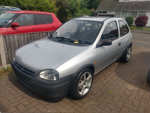 Modified 2000 Vauxhall Corsa B 3.0 V6 Sleeper For Sale