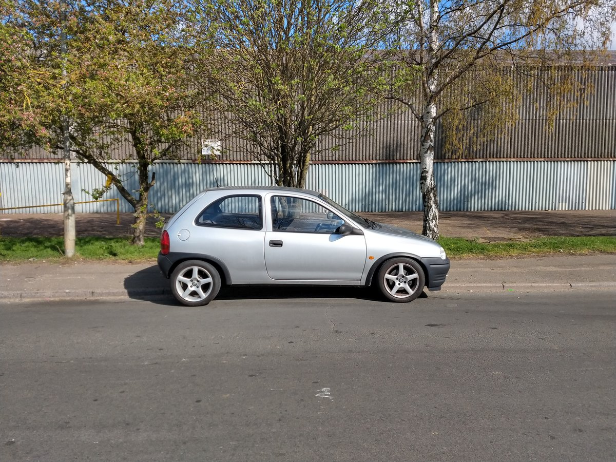 Modified 2000 Vauxhall Corsa B 3.0 V6 Sleeper For Sale (picture 3 of 6)