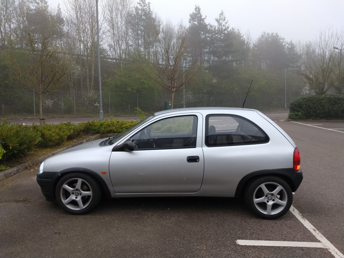 Modified 2000 Vauxhall Corsa B 3.0 V6 Sleeper For Sale (picture 4 of 6)