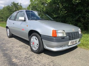 1988 1998 vauxhall astra sri 1.8 3 door 1st owner for 3 For Sale