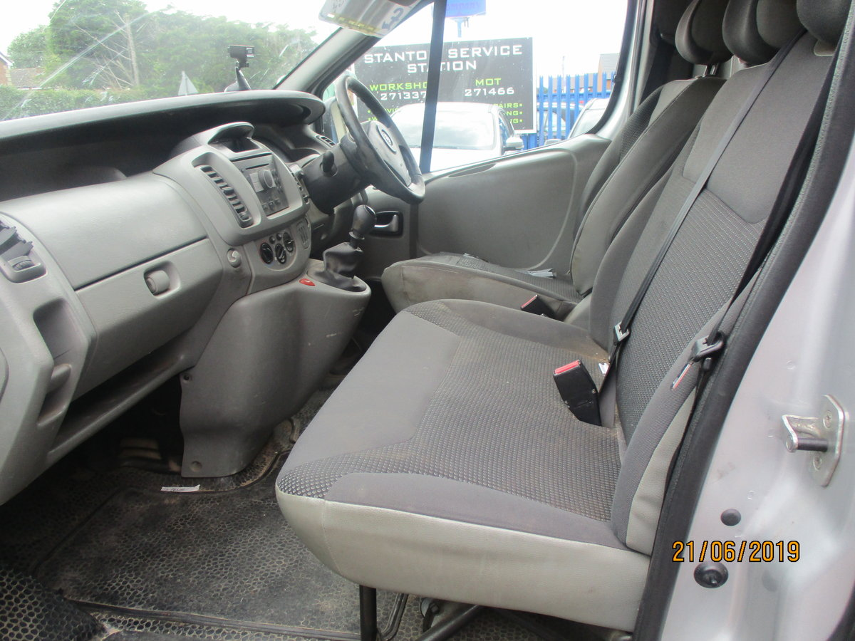 2008 SWB FLAT ROOF VAUXHALL 260,000 MILES STILL GOS VERY WELL For Sale (picture 5 of 6)