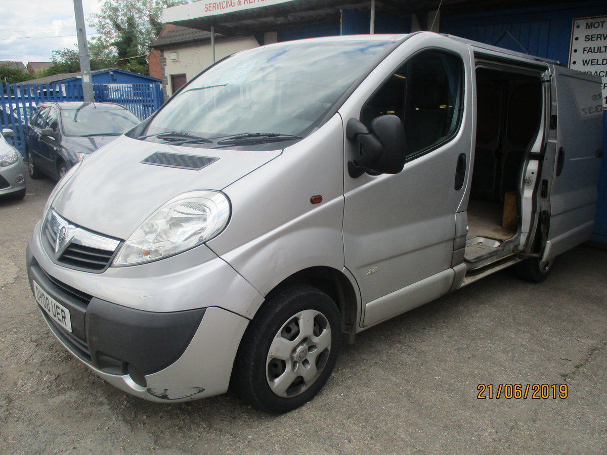2008 SWB FLAT ROOF VAUXHALL 260,000 MILES STILL GOS VERY WELL For Sale (picture 6 of 6)