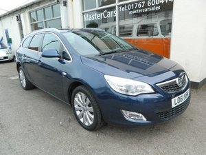 Picture of 2011/61 Vauxhall Astra 1.6 SE Auto Estate 5dr 63483 mls FSH. SOLD