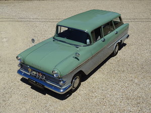Vauxhall Victor F Series Estate – 1960 Motor Show Car  For Sale