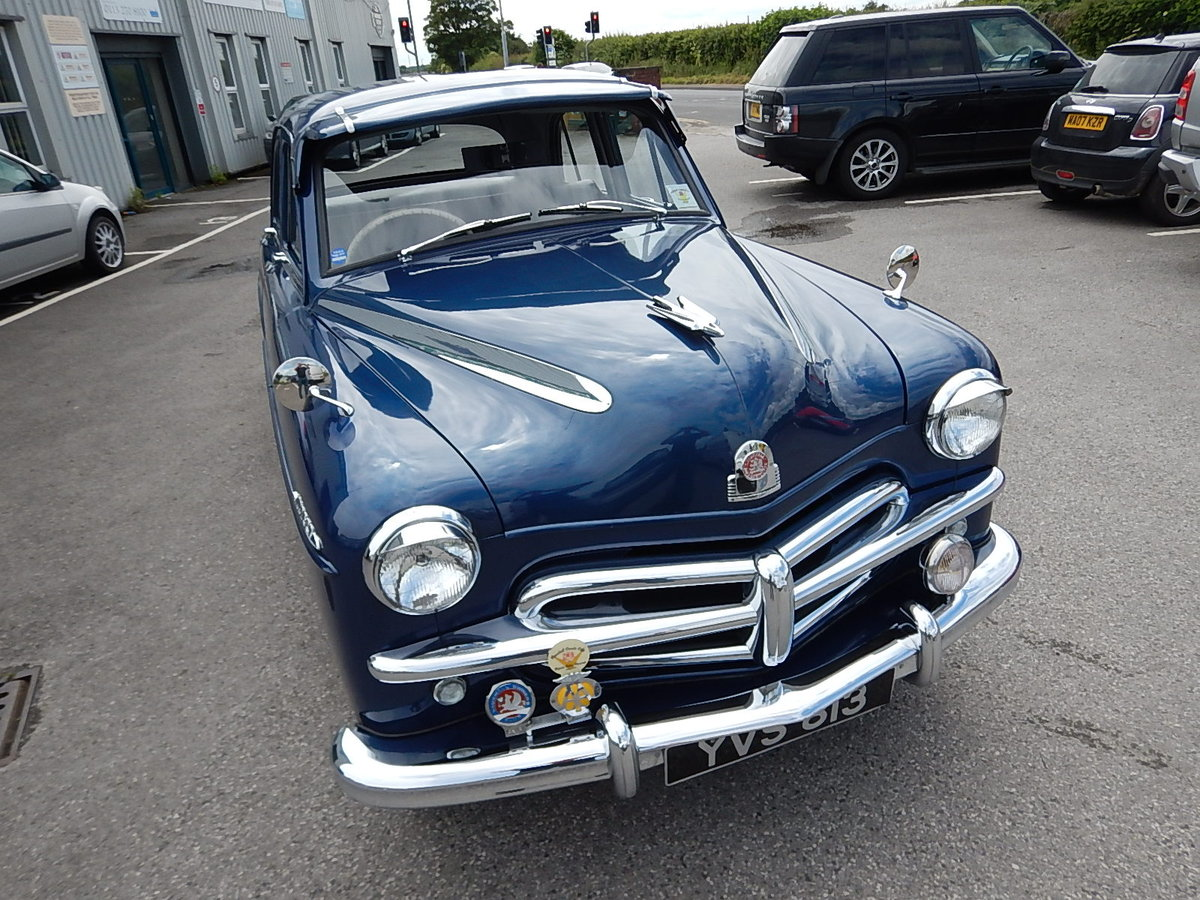 1954 VAUXHALL WYVERN E-SERIES For Sale (picture 2 of 6)