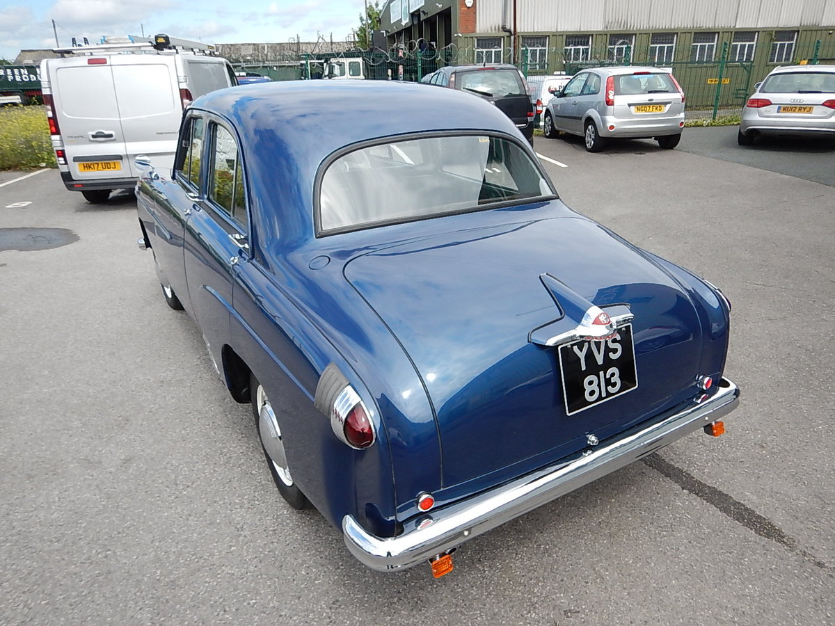 1954 VAUXHALL WYVERN E-SERIES For Sale (picture 4 of 6)
