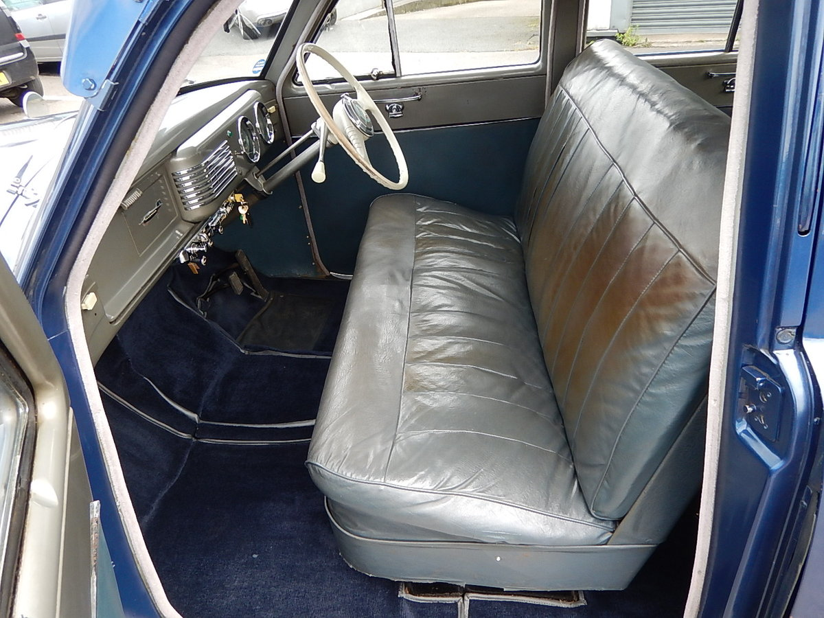 1954 VAUXHALL WYVERN E-SERIES For Sale (picture 5 of 6)