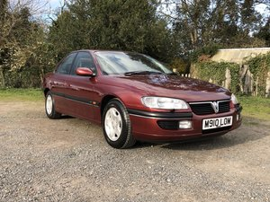 1994 RARE VERY EARLY 3.0 v6 VAUXHALL OMEGA ELITE For Sale