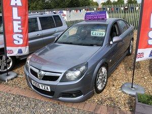 2006 Vauxhall Vectra 3.0 CDTi V6 24v Elite 5dr For Sale