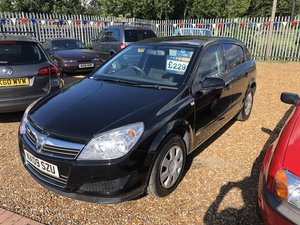 2009 Vauxhall Astra 1.6 i 16v Life 5dr For Sale