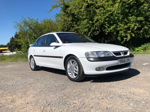 1999 Vauxhall Vectra SRi 2.5 V6 Sport Phase 1 Manual For Sale