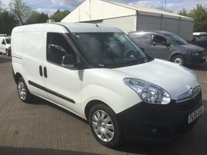 2014 /64 Vauxhall Combo 1.3CDTi Crewvan 5 seat 2300 59250 mls
