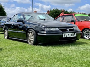 1996 Calibra turbo 4x4 last edition 16/51  For Sale