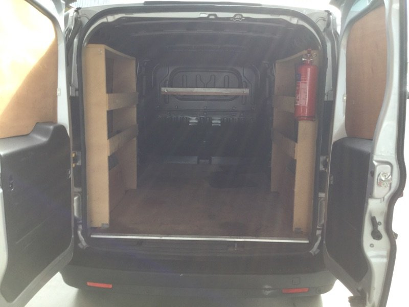 2014/63 Vauxhall Combo 1.3CDTi LWB L2H1 Van 71718 miles FSH For Sale (picture 4 of 6)