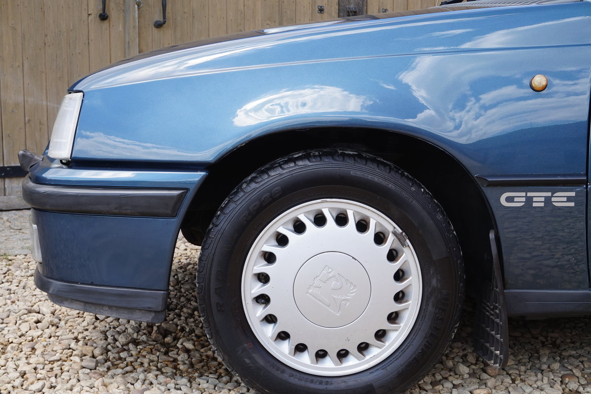 1987 VAUXHALL ASTRA GTE  8V NOT 16V 62,000 MILES 3 OWNERS For Sale (picture 4 of 6)