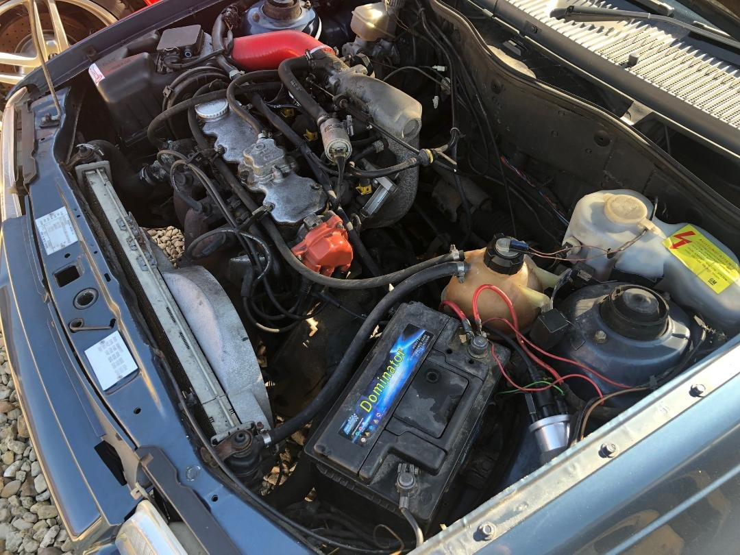 1987 VAUXHALL ASTRA GTE  8V NOT 16V 62,000 MILES 3 OWNERS For Sale (picture 6 of 6)